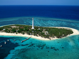 Amedee Lighthouse, New Caledonia