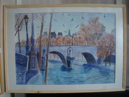Мост Марию Париж