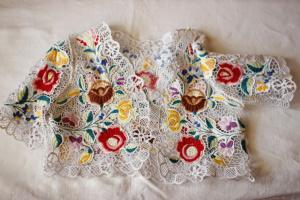 Болеро -венгерская вышивка