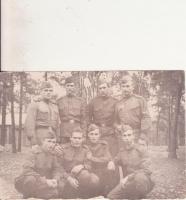 Анатолий в армии