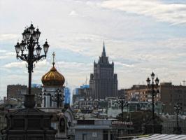 Москва вчера, сегодня, завтра...