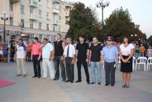 Мир каратэ : Каратэ в России. Город Шахты