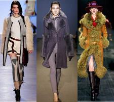Модные женские дубленки 2015. Основная статья