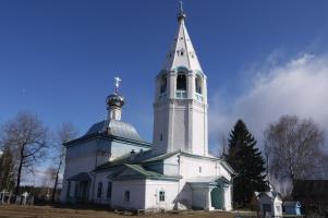 Храм в с.Воронцово.