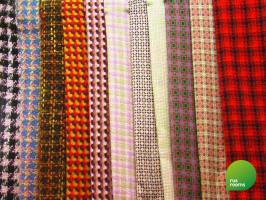 Город Шахты начинает производство тканного и трикотажного суровья ...