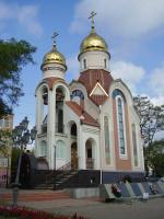 Храм святого благоверного князя-страстотерпца Игоря Черниговского