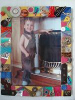 Рамочка для детской фотографии