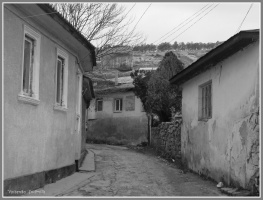 Бахчисарайская  улочка