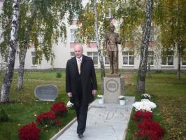 Правнук императора Александра III посетил город Шахты // Шахты.SU