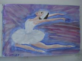 Балерина. Полёт