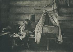 Вятская губерния. Российская империя. 1909 год.