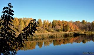 Река Сестра,Клин,Моск обл