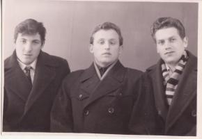 Анатолий,Володя и Топя Кукис