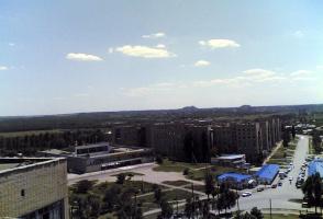 Шахты.ру - Город Шахты, п. ХБК, фото города, фотографии