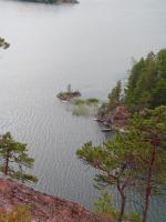 Финляндия.Гора Линнавуори.