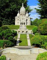 Базилика Сакре-Кёр в миниатюре