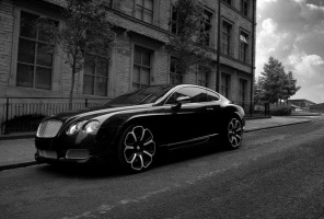 Bentley black  № 199992 загрузить