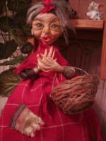 Бабусечка-Ягусечка. Законченная работа