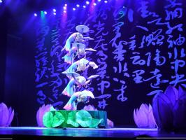 Чего нет в Пекинском цирке?