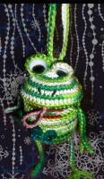 Лягушка Амигуру́ми