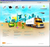 Веб-студия Амега, г. Шахты - «Рефтранс» — создание сайта ...