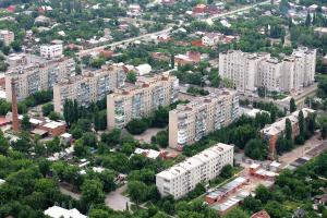 фоторгафии города Шахты(улицы, здания, памятники)