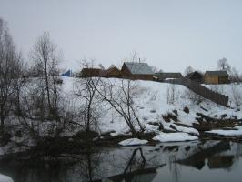 Деревня Большая Протасиха