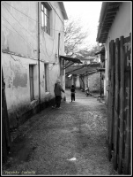 дворики Старого   города ( Бахчисарай)