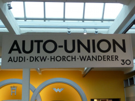 Horch Museum Zwickau / Germany