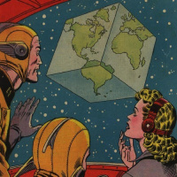 Квадратная планета Земля