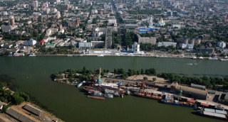 Строительство района Олимпийский в Ростовской области начнут в ...