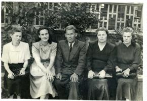 Старая школа (50-е года). Пучеж