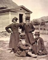 Крестьяне. Орловская губерния. Российская империя. 1870-е года.