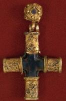 Крест-корсунчик. XII век. Старая Рязань.