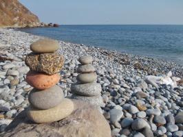 Наши пляжи в большинстве своём такие