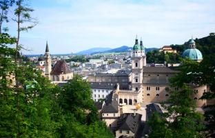 Австрия.Зальцбург.