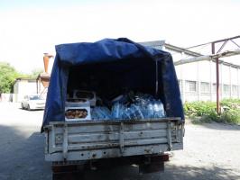 Гуманитарная помощь беженцам в городе Шахты » ИАЦ Кассад