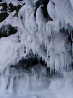 Зимой были ледяные чертоги..