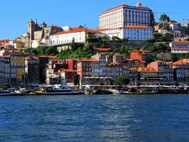 Очарование города Порту