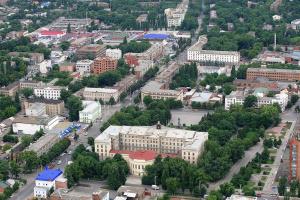 Город Шахты: климат, экология, районы, экономика, криминал и ...