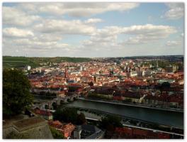Город Епископов-Вюрцбург