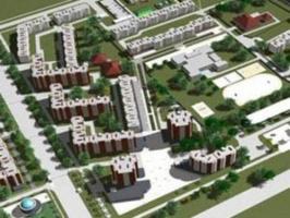 Строительство района «Олимпийский» г. Шахты началось - shahty1 ...