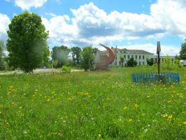 А в Пучеже июнь в цветах!