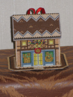 Волшебный домик