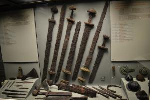 Мечи викингов.