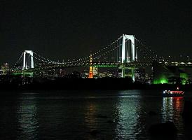 Токийский Радужный мост
