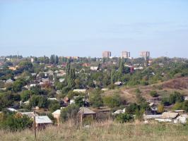 Фотографии города Шахты