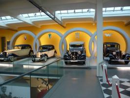 Музей, Хорх, Германия.