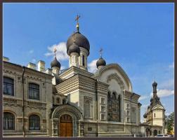 Санкт-Петербургское подворье Валаамского монастыря