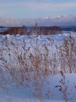 март - месяц с зимним характером
